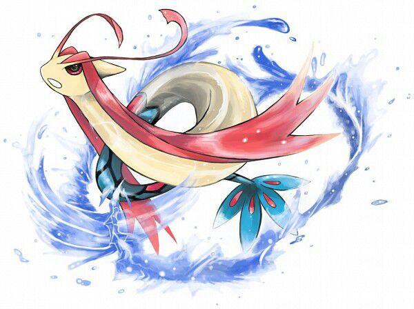 Milotic most beautiful pokemon pok mon amino - The most adorable pokemon ...
