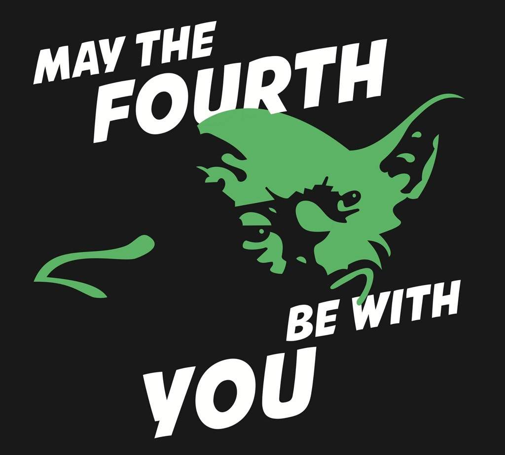 How To Respond To May The 4th Be With You: May The 4th Be With U!