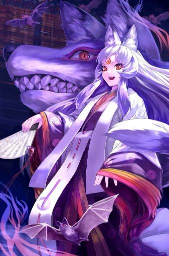 Japanese folklore: The Kitsune | Anime Amino