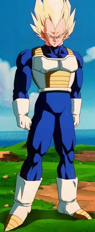 vegeta saiyan super saga armor battle dbz cell hair vs wiki bulma gohan dragon ball piccolo general wikia anime guide