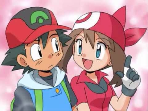 Share your ash and may pokemon porno topic Completely
