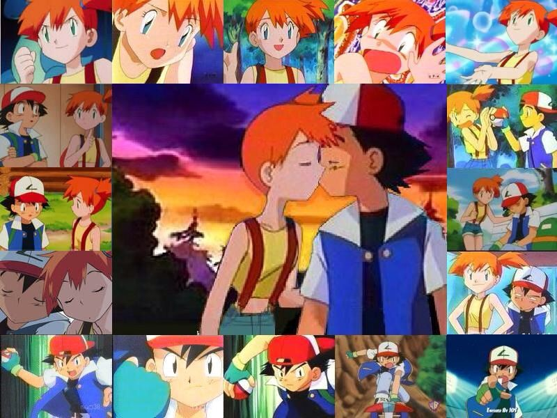 ash ketchum and misty relationship problems