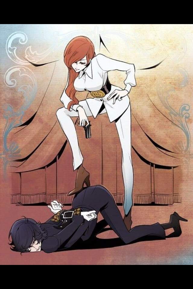 Fujiko Mine Sex 20