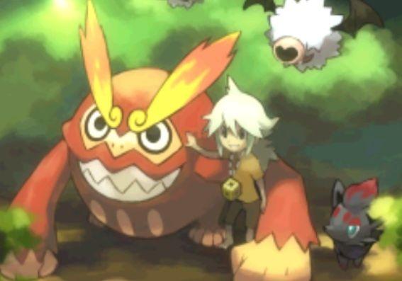 N Zoroark Theory Pokémon Theory: N...