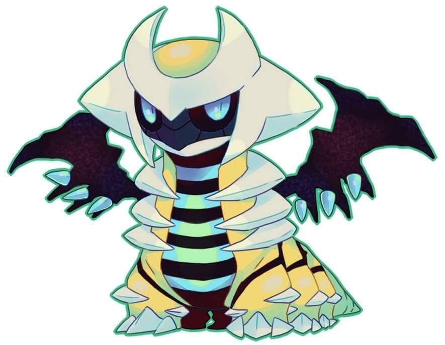 Giratina pok mon amino - Pokemon platine legendaire ...