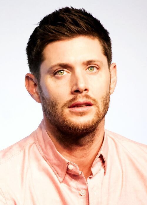 Jensen Ackles Natural Hair Color