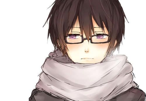 Anime Characters With Glasses : Glasses anime amino