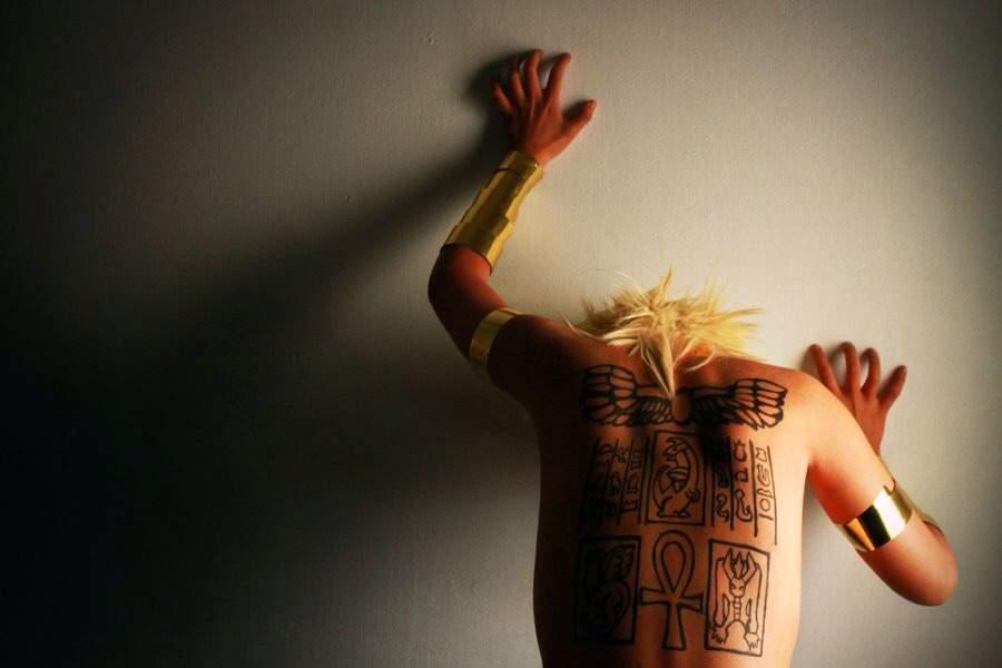 Son of wolverine video games amino for Marik ishtar tattoo