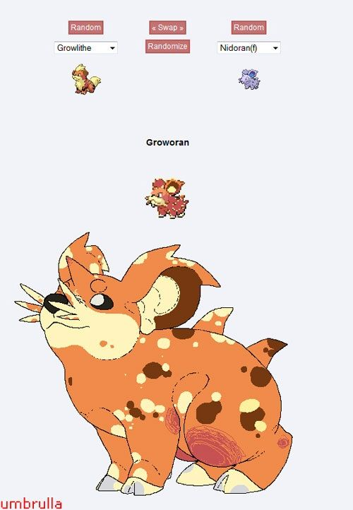 Coolest and cutest pok mon fusions pok mon amino - Cute pokemon fusions ...