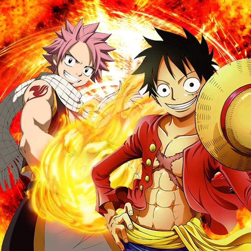 Fairy Tail Or One Piece