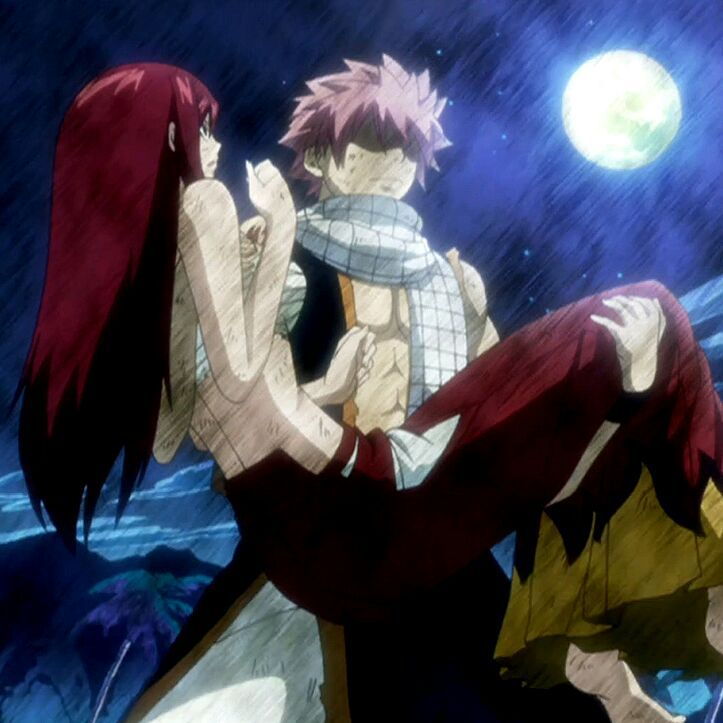 fairy tail natsu and lisanna relationship
