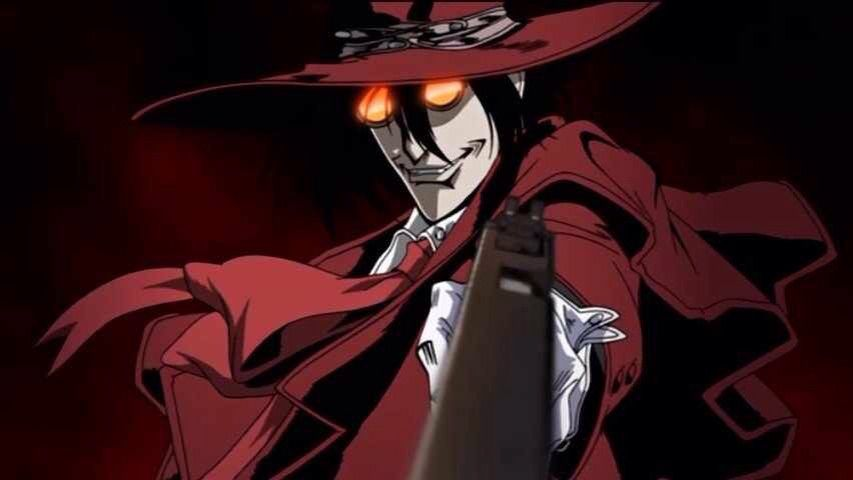 Red Coat Anime | Down Coat