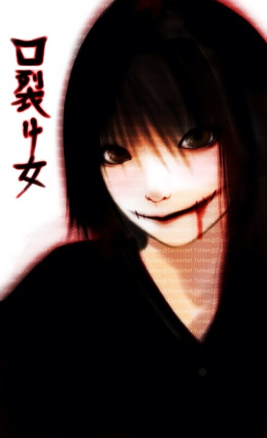 Kuchisake Onne Urban Legend Anime Amino