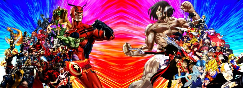 Watch The Most Insane Marvel VS DC Animated Fan Film