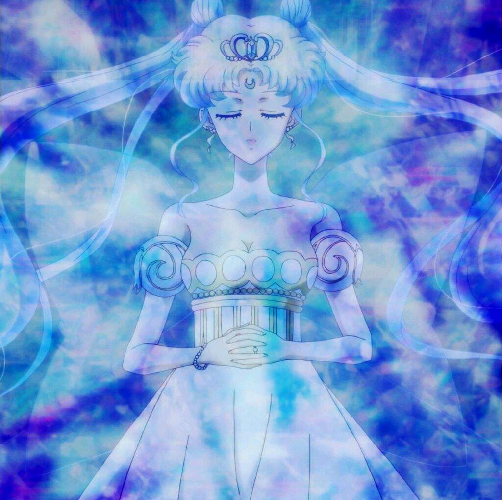 Neo Queen Serenity In Sailor Moon Crystal