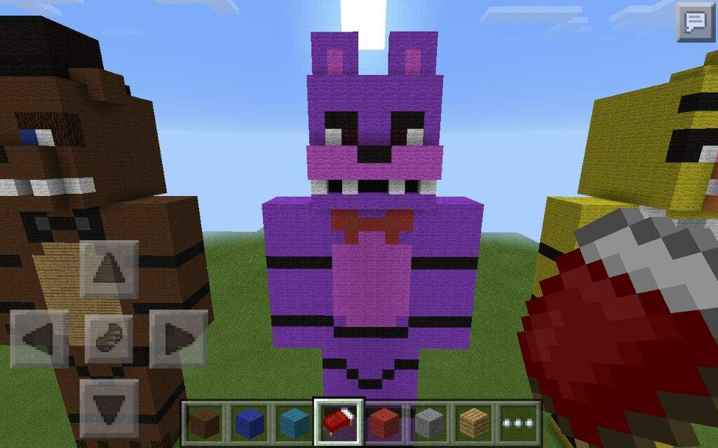 how to make fnaf banners in minecraft
