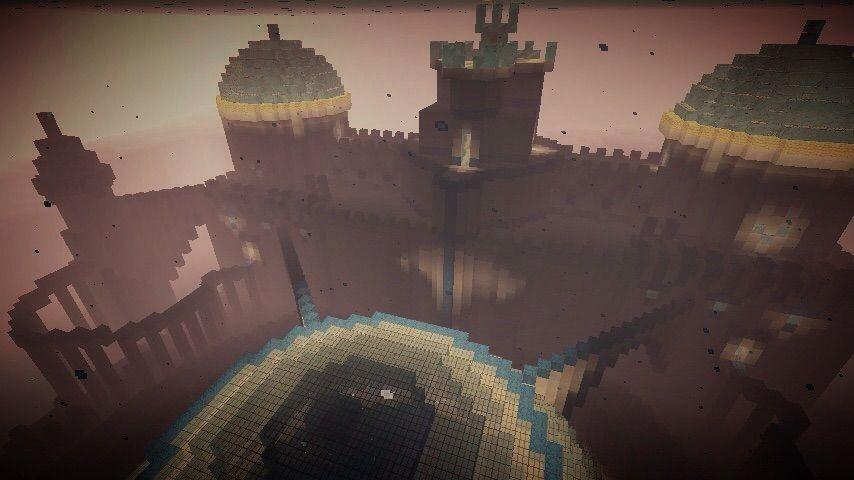 Underwater Castle Fortress | Minecraft Amino