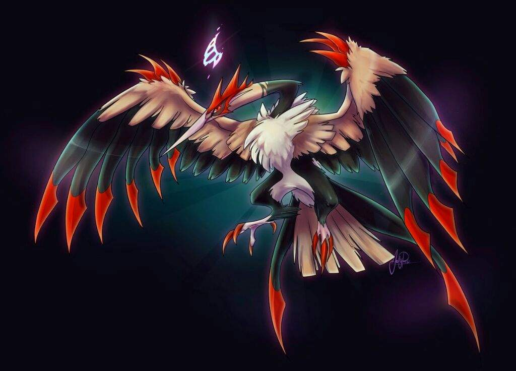 Pokemon Mega Fearow Images