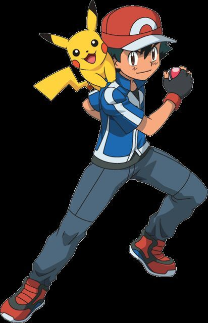 Ash V S Alan In The Future Of Pokemon Xy The Series