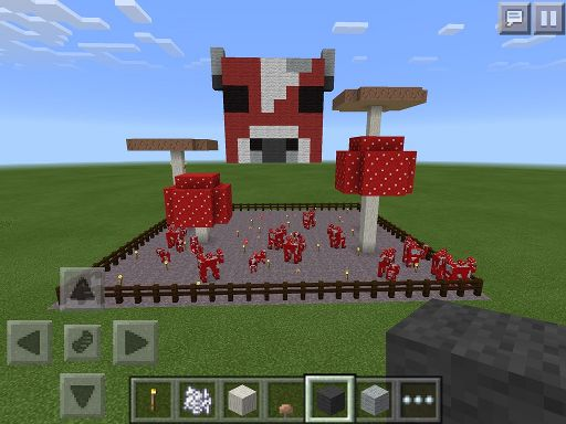 How To Make Mooshroom Cows In Minecraft All About Cow Photos