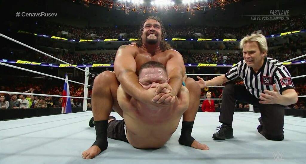 Camel Clutch Wrestling Amino