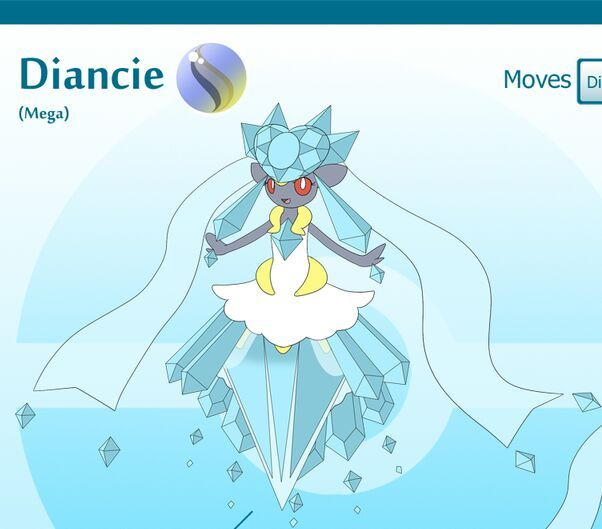 Carbink Pokemon Diancie And Images | Pokemon Images