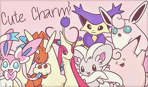 Cute Charm and Shiny Hunting   Pokémon Amino