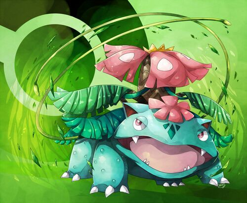 Venusaur (Pokémon) - Bulbapedia, the community-driven ...