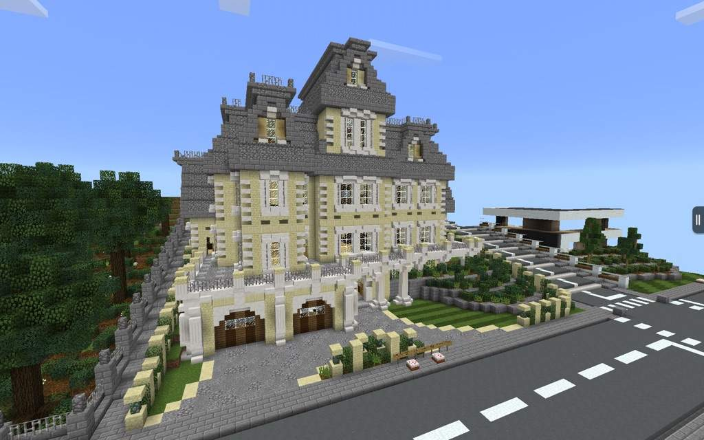 victorian style mansionhouse mcpe minecraft amino
