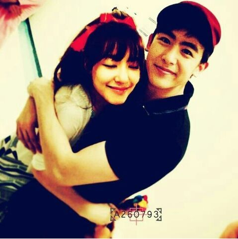 tiffany hwang and nichkhun dating 2014