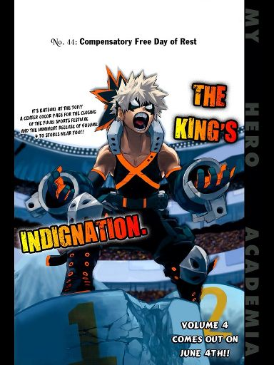Bakugou Insanity and Hilarity! Chapter 44 Review! | Anime Amino