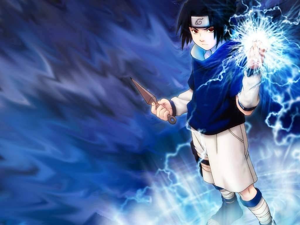 Best Anime Power/Ability Tournament - Round One - Sasuke's ...