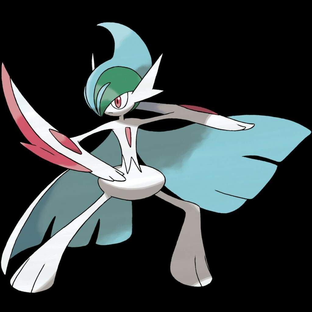 Cool Pokemon Gallade Images