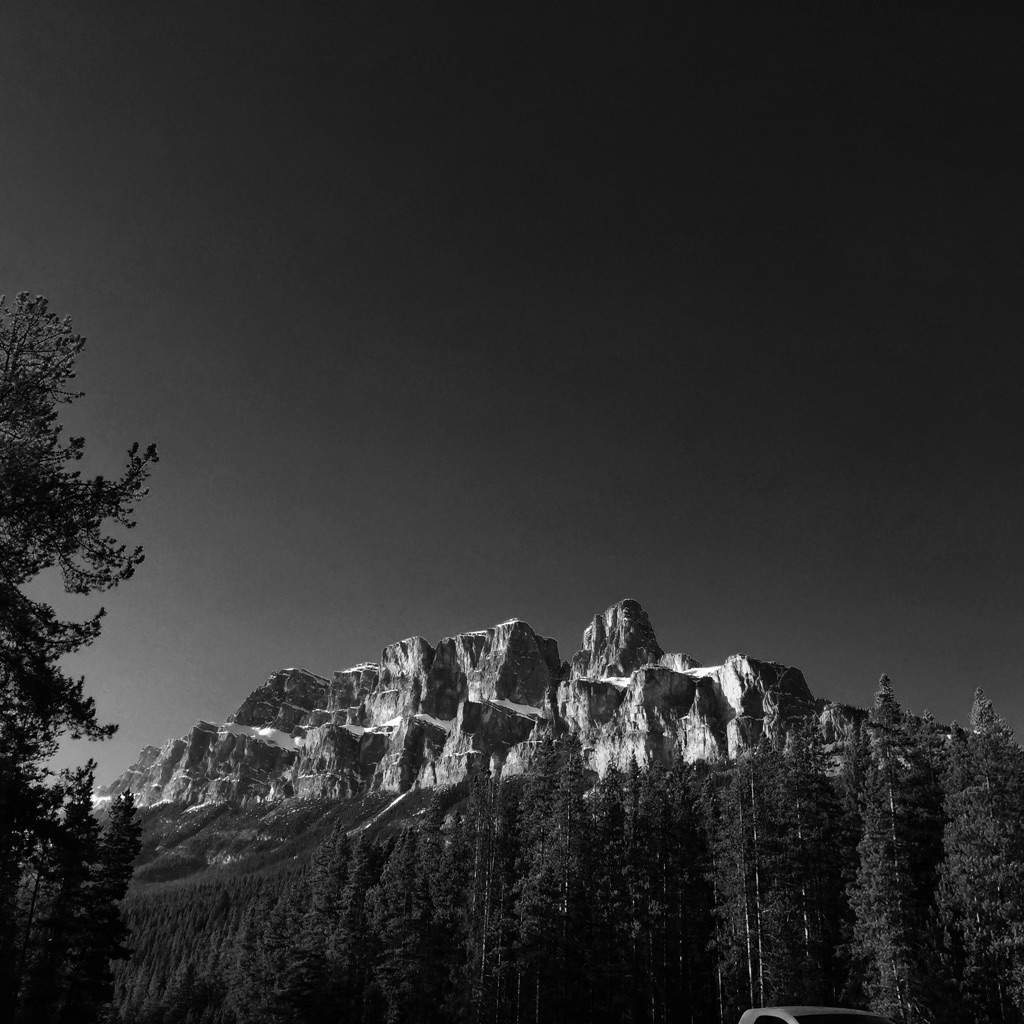 CASTLE MOUNTAIN CHALETS IN BANFF NATIONAL PARK CANADA