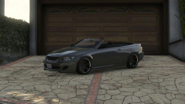 My favorite car from gta 5 is the ubermacht zion cabrio ... Ubermacht Zion Cabrio Gta 5