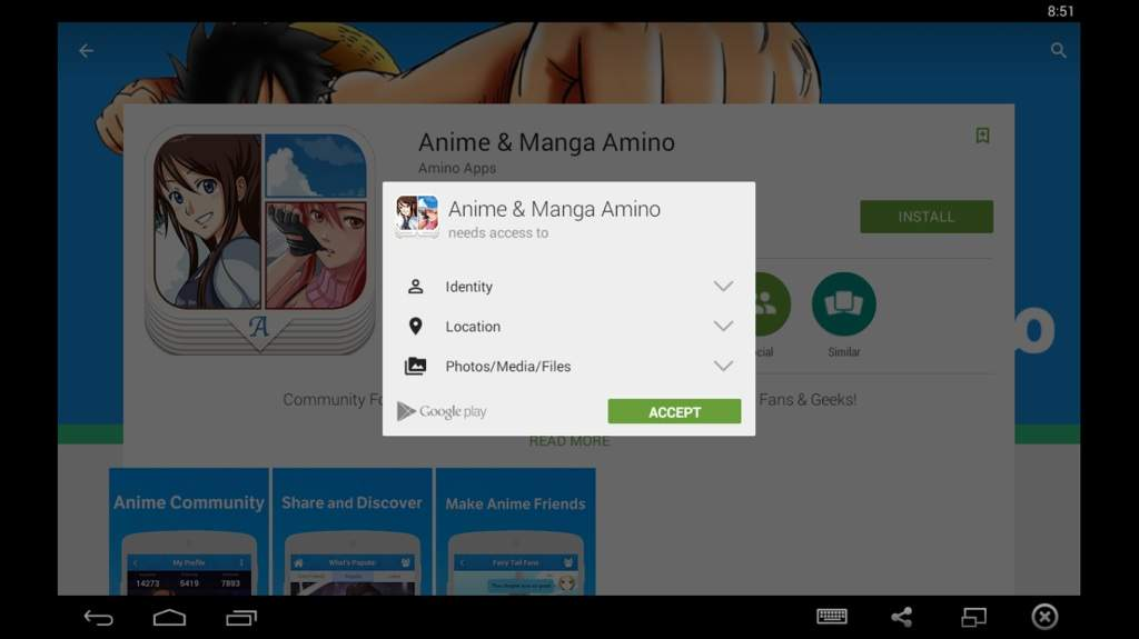 how to download anime amino on pc or laptop autos post. Black Bedroom Furniture Sets. Home Design Ideas