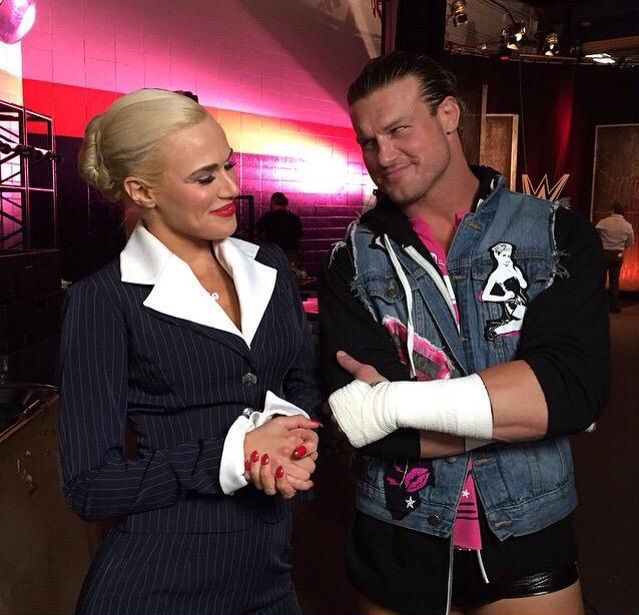 dolph ziggler and lana relationship test
