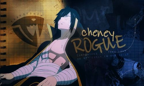 Rogue Cheney Shadow Rogue Cheney is The Shadow