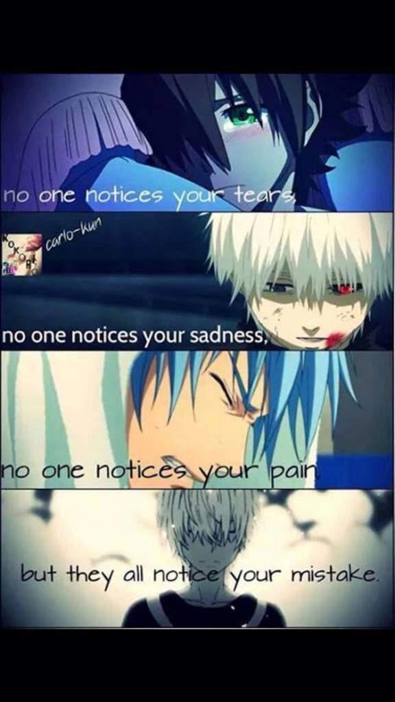 Anime Erased Quotes