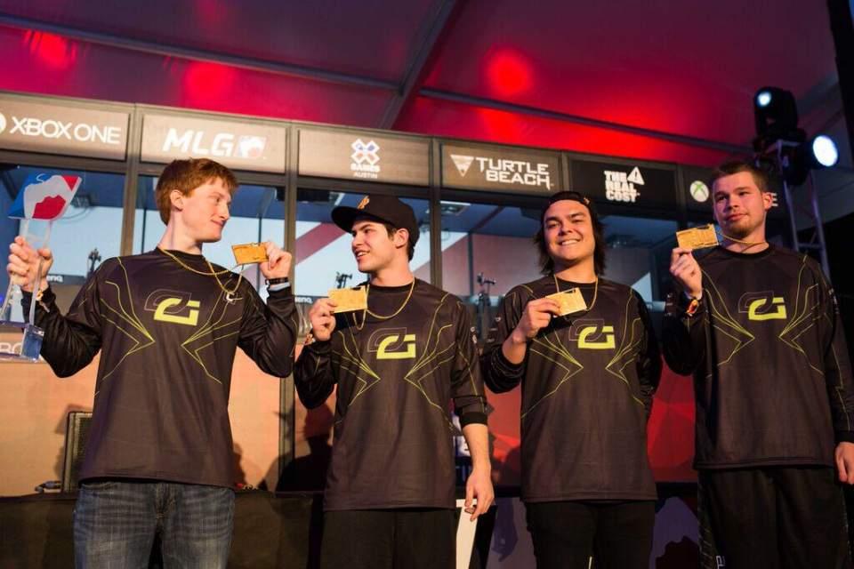 OpTic Gaming wins gold at X games   Video Games Amino