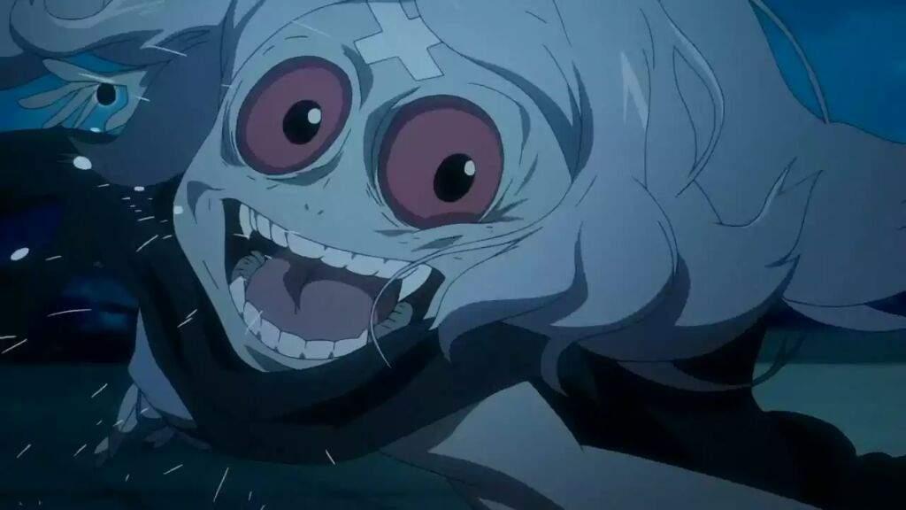 Horror Anime Like Mirai