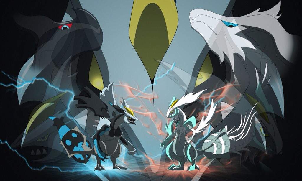 White Kyurem & Black Kyurem | Smogon Forums