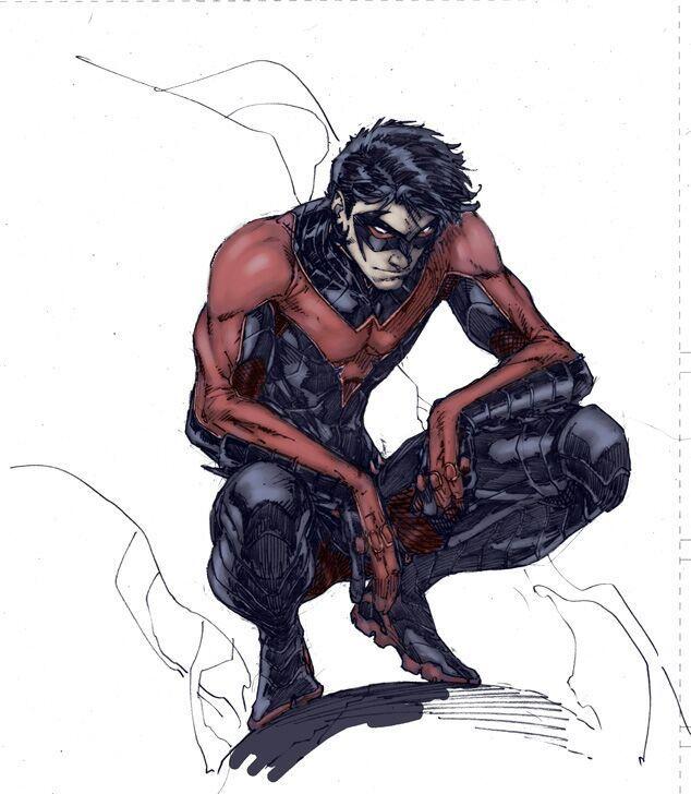 Nightwing vs Miles Morales Ultimate SpiderMan | Comics Amino
