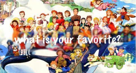 world masterpiece theater anime amino