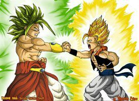SUPER VEGITO vs. SUPER GOGETA vs. BROLY | Anime Amino