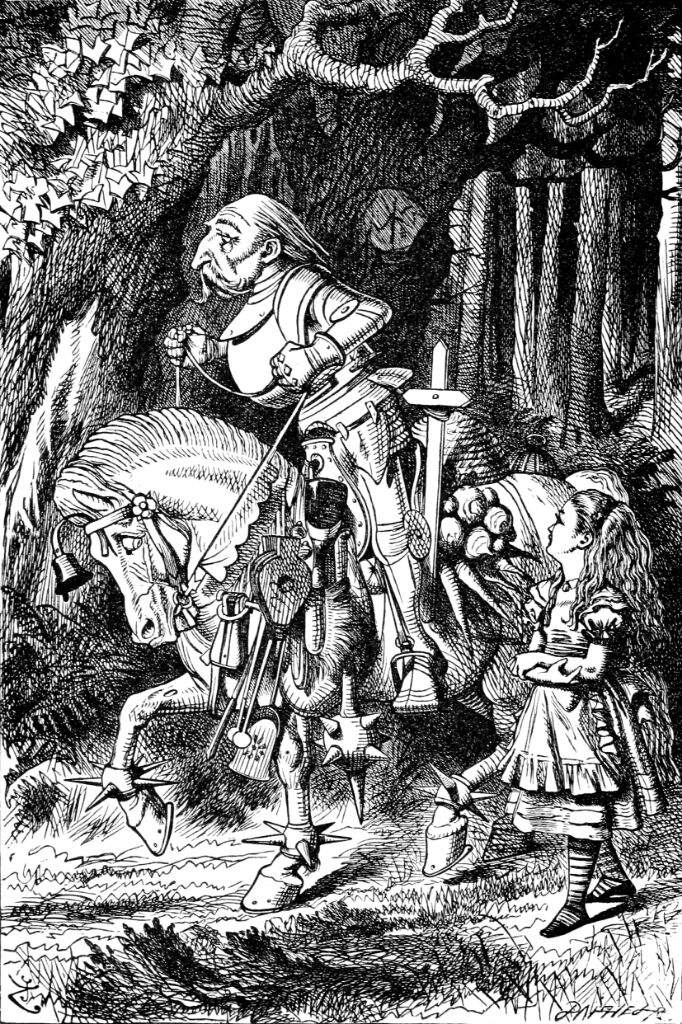 alice with wonderland theory