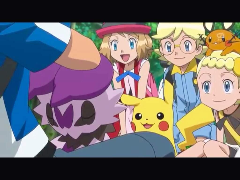 Pokemon XY Anime Pokemon / Characters - TV Tropes