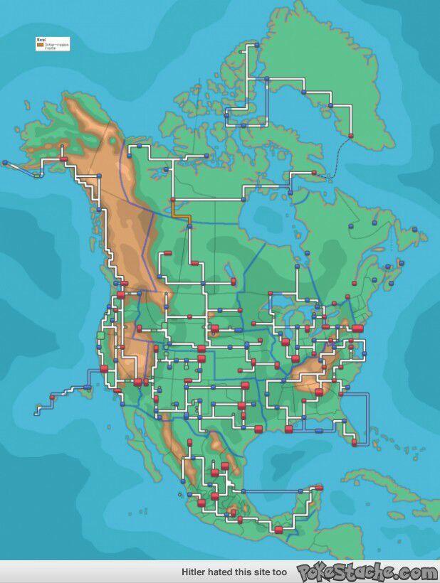 New Regions for Pokemon. | Pokémon Amino
