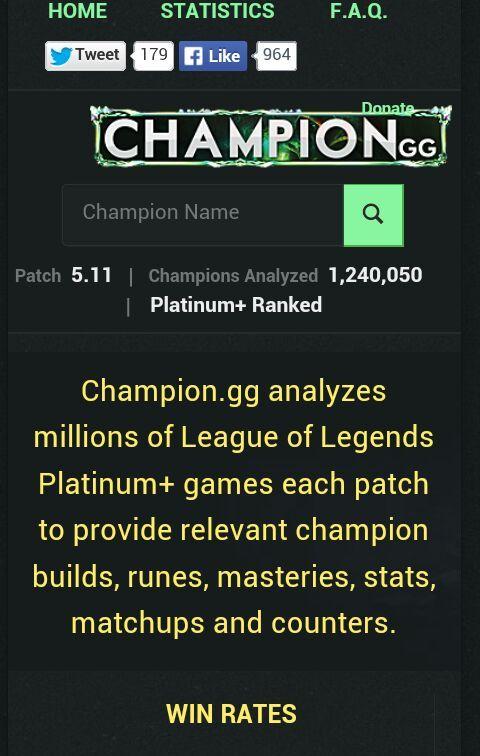 oficjalny sklep lepszy ujęcia stóp champion.gg | League of Legends Amino