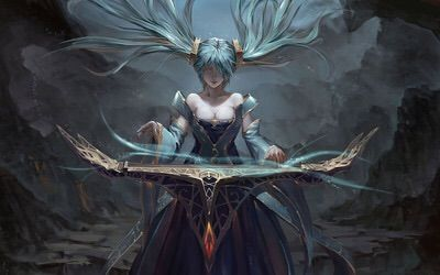Sona Build League Of Legends Official Amino